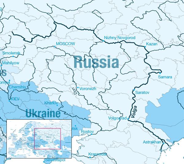carte Eurasia